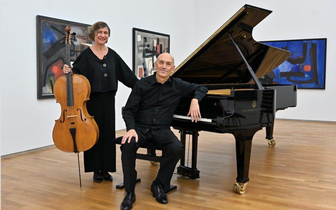 Europäische Klangreisen für Cello & Klavier
