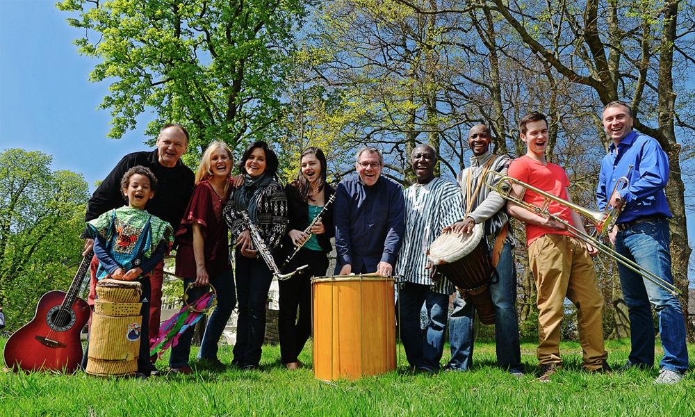 Uli Bär und die ABC Jazz Band