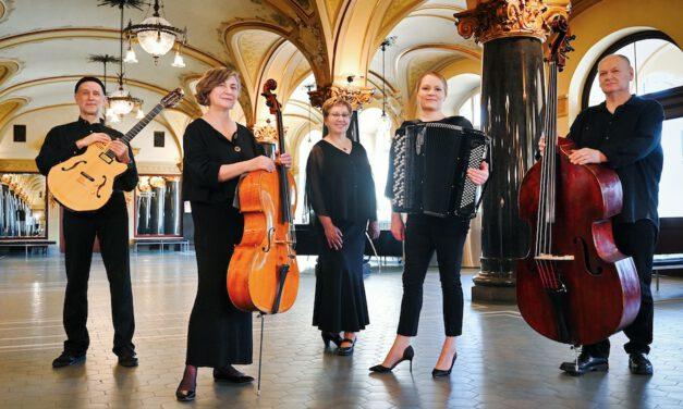 Tango Ensemble Contrabajando