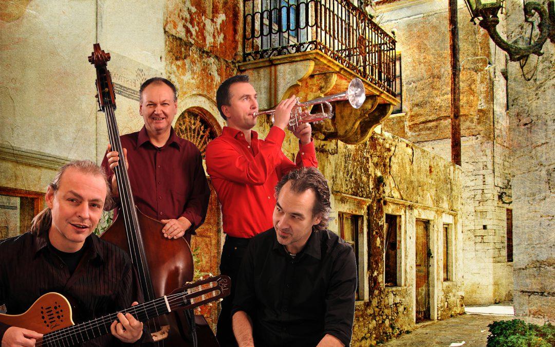 Tropical Turn Quartett